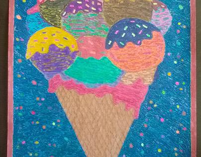 Ice Cream/Sorvete