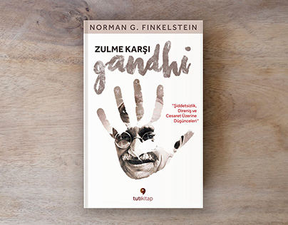 Book Cover Design for What Gandhi Says