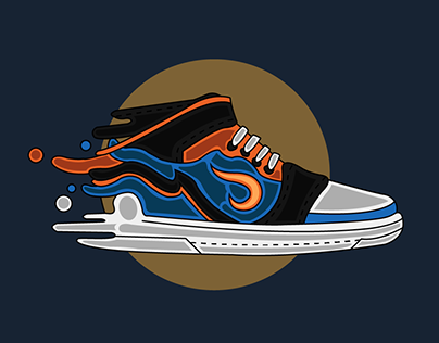 ÊXODO SX - Sneakers Art Concept