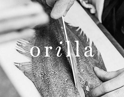 Orilla restaurant - Redes.