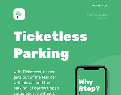 Ticketless Parking