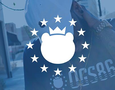 OGS86 CLOTHING CO. - Brand Identity & Web Design