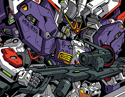 ULTIMATE MECH VECTOR WORKS COLLECTION 2018