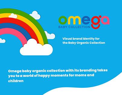 Logo & Brand Identity - Omega Kids