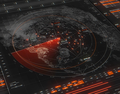 Radar FUI