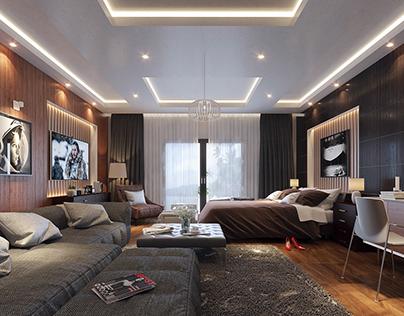 Modern_Master _Bedroom