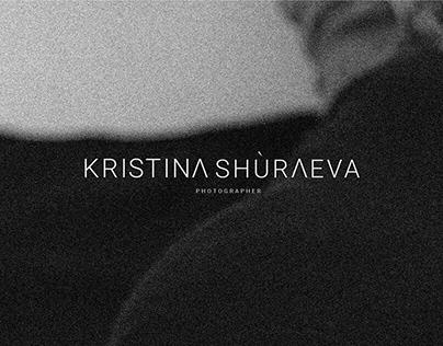 KRISTINA SHURAЕVA \ LOGO