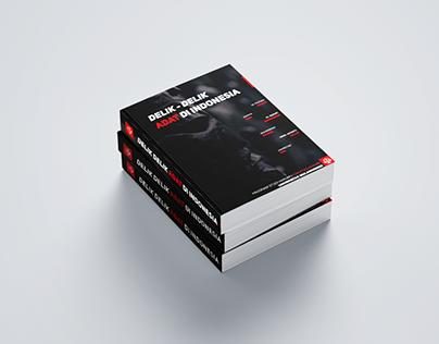 """Book & CD Cover """"Delik2 Adat di Indonesia"""""""