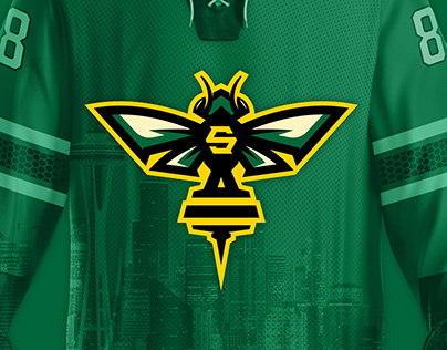 Seattle Sting | Hockey Identity Concept
