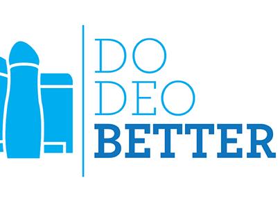Do Deo Better
