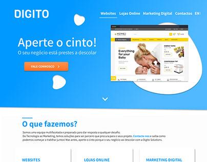 Digito Solutions Website 1.0