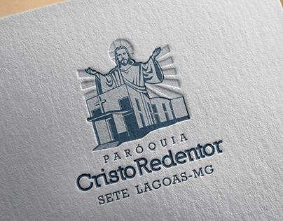 Logo Paróquia Cristo Redentor