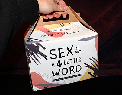 Sex is Not a Four Letter Word - Sex Education Kit