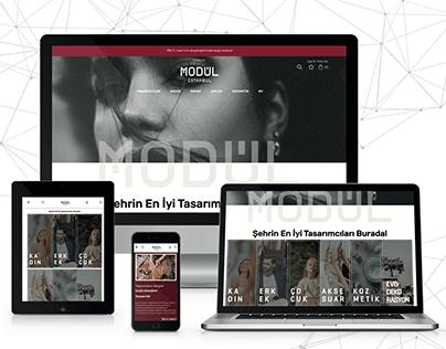 Emre Ezelli / Modul Istanbul Web & Visual Design