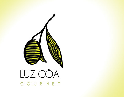Luz Côa - logo creation