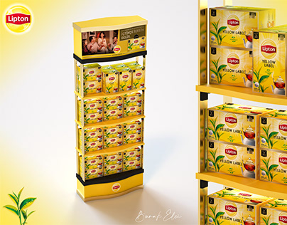 Lipton - Product Display Stand