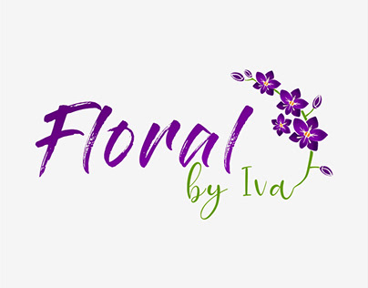 Floral by Iva - logo