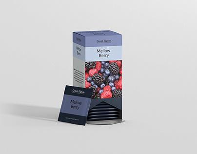 Mellow Tea Packaging