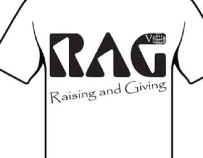 Rag Day T-shirt design