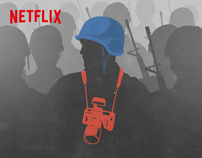 Netflix - Morir Para Contar - Platform Art