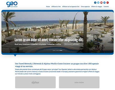Progetto nuovo sito Geo Travel Network (maggio 2017)