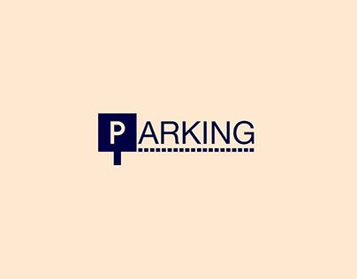 Parking logotype