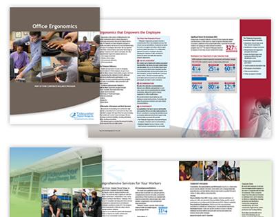 Occupational Services Brochure suite