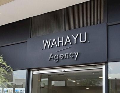 Wahayu Agency | branding & webdesign