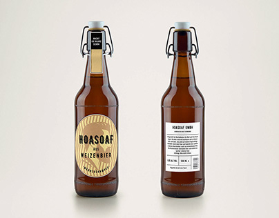 HOASOAF Packaging Design