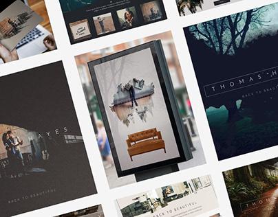 Brand Development — Thomas Hayes