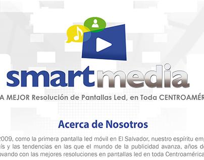 Catálogo de Productos y Servicios Smartmedia