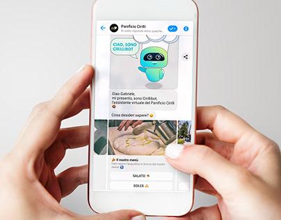 Panificio Cirilli | Bot Messenger