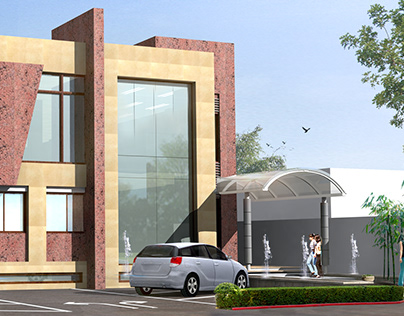 Kaiser Ashrat & Associates - Office Enclosure, Karachi