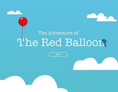 Immersive space - The Red Balloon