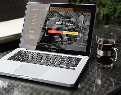 Brasserie Gavroche Parisian Restaurant - Web Design