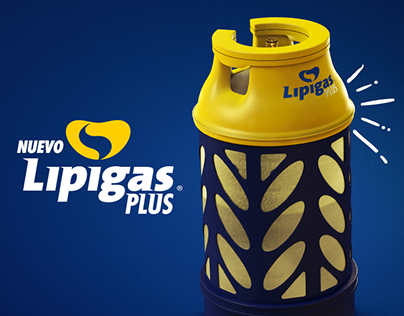 Lipigas - Nuevo Lipigas Plus