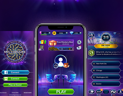 Who Wants To Be a Millionaire! - Mobile Game