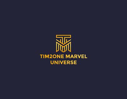 Tim2one Marvel Universe (TMU) Redesign Concept
