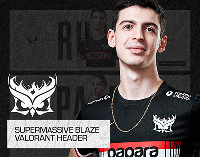 SuperMassive Blaze Header