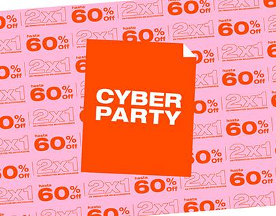 Cyber Monday | Inversa