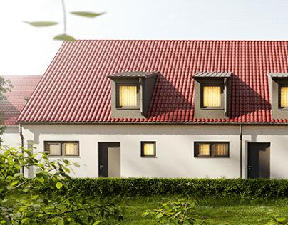 Domus Immobilien Visualisierung