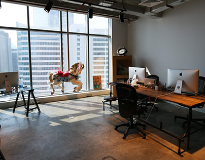 Creative Studio Interior