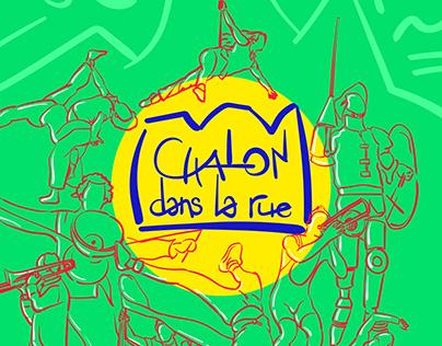 """Projet """"Chalon dans la rue"""""""