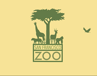 San Francisco ZOO | Logo in Motion