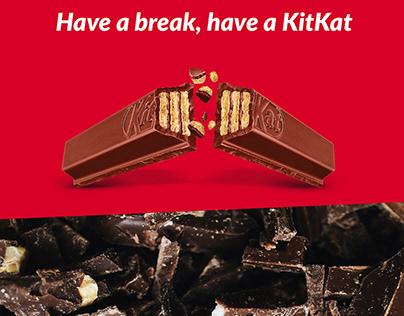 Guión Kitkat