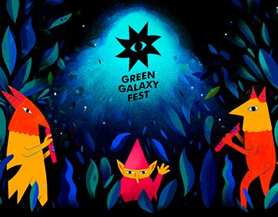 Green Galaxy Fest | 2018