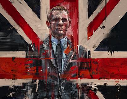 Commercial Illustration for 007