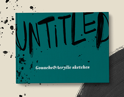 #untitledsketches #gouache&acrylic