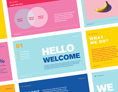 Company Profile Design | Presentation Template