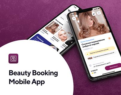 BeautyBooking - Mobile App